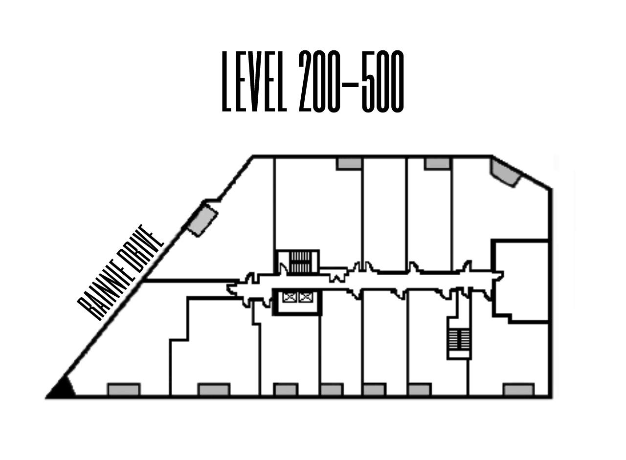 Floorplan, The Pearl luxury apartment rental Downtown Halifax NS