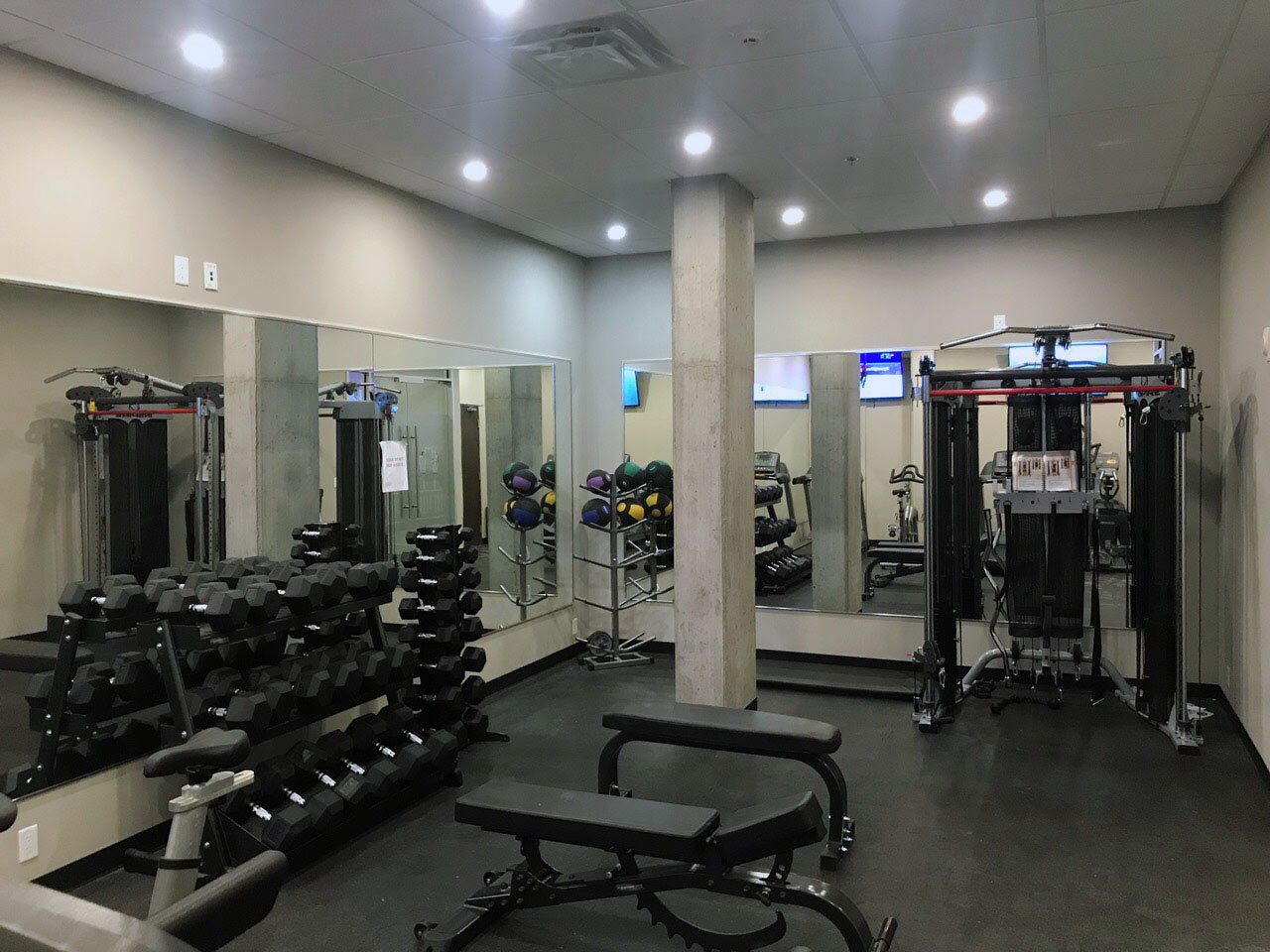 24 Hour Fitness Centre at The Pearl Halifax